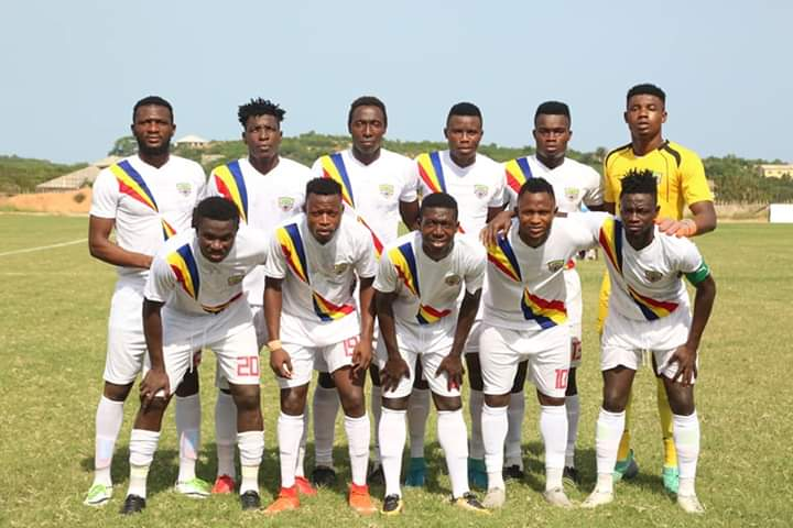 NC SPECIAL COMPETITION: GRANT PLEASED WITH HIS PLAYERS DESPITE ELMINA SHARKS DEFEAT.
