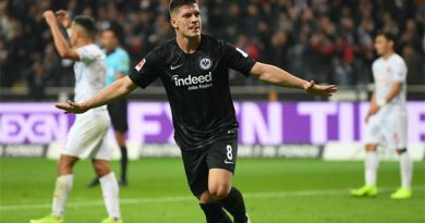BREAKING: JOVIC COMPLETES €60 MILLION MOVE TO REAL MADRID