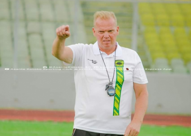 KJETIL ZACHARIASSEN BLASTS KOTOKO MANAGEMENT.