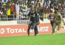 AFCON 2021 QUALIFIER:CAPE COAST PITCH INVADER TO BE PROSECUTED.