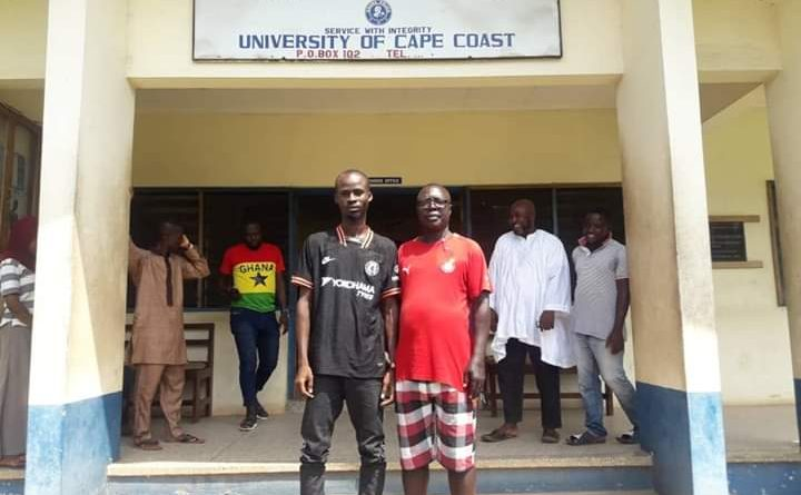 AFCON 2021 QUALIFIER:CAPE COAST PITCH INVADER GRANTED BAIL.