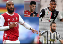 JUVENTUS TO OFFER THREE PLAYERS PLUS CASH DEAL FOR LACAZETTE.