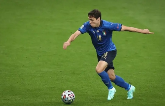 CHELSEA OFFER JUVENTUS A STAGGERING £85 MILLION FOR FEDERICO CHIESA.