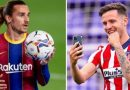 ANTOINE GRIEZMANN'S SWAP DEAL WITH SAUL NIGUEZ IS REPORTEDLY BACK ON.